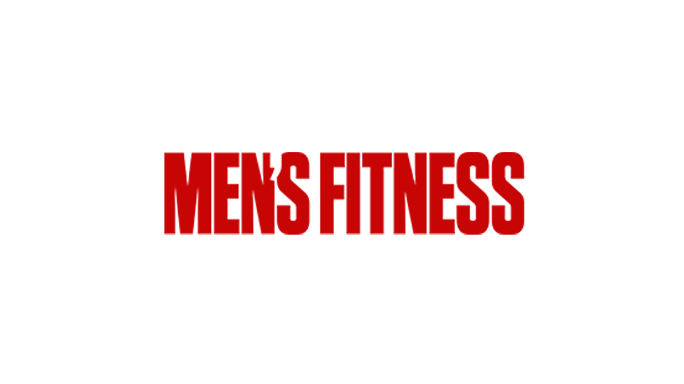 Logo: Men's Fitness